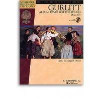 GURLITT C. ALBUMLEAVES FOR THE YOUNG OP 101 PIANO