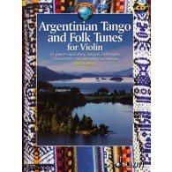 ARGENTINIAN TANGO AND FOLK TUNES VIOLON