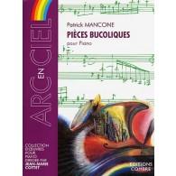 MANCONE P. PIECES BUCOLIQUES PIANO