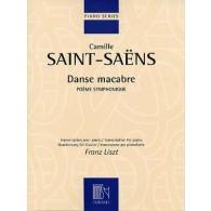 SAINT-SAENS C. DANSE MACABRE PIANO
