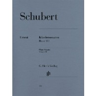 SCHUBERT F. SONATES VOL 3 PIANO
