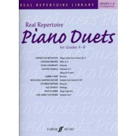 REAL REPERTOIRE PIANO DUETS GRADE 4 - 6