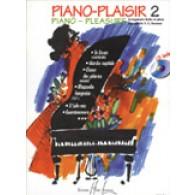 HEUMANN H.G. PIANO PLAISIR 2
