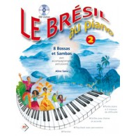 LE BRESIL AU PIANO VOL 2
