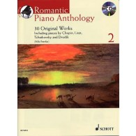 ROMANTIC PIANO ANTHOLOGY VOL 2