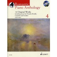 ROMANTIC PIANO ANTHOLOGY VOL 4