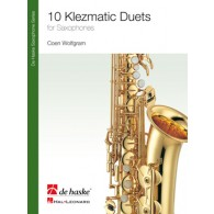 10 KLEZMATIC DUETS FOR SAXOPHONES