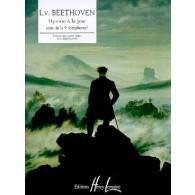 BEETHOVEN L.V. HYMNE A LA JOIE PIANO