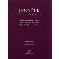 JANACEK L. COMPOSITIONS VIOLON