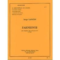 LANCEN S. FARNIENTE SAXO ALTO