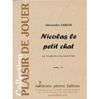 CARLIN A. NICOLAS LE PETIT CHAT TROMPETTE
