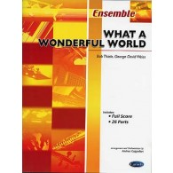 THIELE -WEISSE WHAT A WONDERFUL WORLD ENSEMBLE VARIABLE