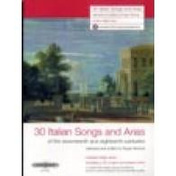 30 ITALIAN SONGS & ARIAS CHANT
