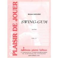 LECLERC M. SWING-GUM PIANO