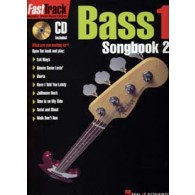 FAST TRACK BASS 1 SONGBOOK 2