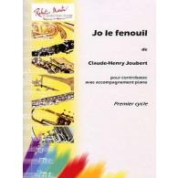 JOUBERT C.H.  JO LE FENOUIL CONTREBASSE