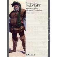 VERDI G. FALSTAFF CHANT