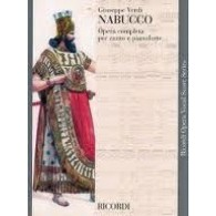 VERDI G. NABUCCO CHANT