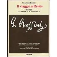ROSSINI G. LE VOYAGE A REIMS CHANT PIANO