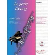 CIESLA A. LE PETIT EBONY VOL 02 CLARINETTE
