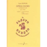 DOPPLER F. OPERAS FAVORIS  VOL 1 2 FLUTES