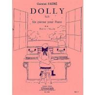 FAURE G. KITTY VALSE PIANO