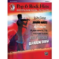 POP & ROCK INSTRUMENTAL SOLOS SAXO ALTO