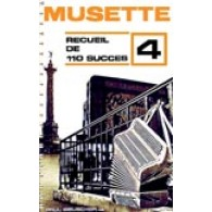 SUCCES MUSETTE VOL 4 ACCORDEON