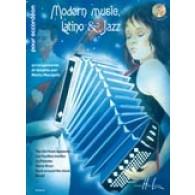 MAUGAIN M. MODERN MUSIC  LATINO AND JAZZ ACCORDEON