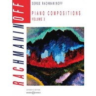 RACHMANINOV S. PIANO COMPOSITIONS VOL 3