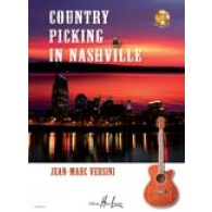 VERSINI J.M. COUNTRY PICKING IN NASHVILLE GUITARE