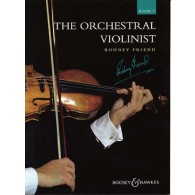 FRIEND R. THE ORCHESTRAL VIOLINIST BOOK 2 VIOLON