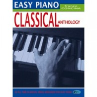 CONCINA F. EASY PIANO CLASSICAL ANTHOLOGY
