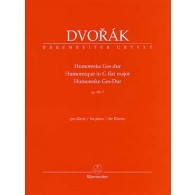 DVORAK A. HUMORESQUE OP 101 N°7 PIANO