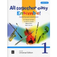 ALL TOGETHER EASY ENSEMBLE 1