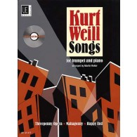 WEILL K. SONGS TROMPETTE