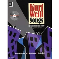 WEILL K. SONGS SAXO