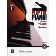 CORNICK M. PLAY THE PIANO 1