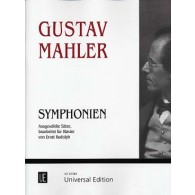 MAHLER G. SYMPHONIEN PIANO