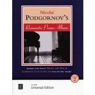 PODGORNOV'S PIANO ROMANTIC PIANO ALBUM VOL 2