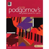 PODGORNOV'S GRADED PIECES FOR PIANO VOL 1
