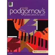 PODGORNOV'S GRADED PIECES FOR PIANO VOL 2