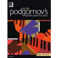 PODGORNOV'S GRADE PIECES FOR PIANO VOL 3