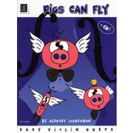 IGUDESMAN A. PIGS CAN FLY 2 VIOLONS