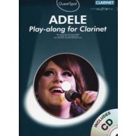 GUEST SPOT ADELE PLAY-ALONG FOR CLARINET