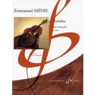 MENIS E. UNDERLINE VIOLONCELLE