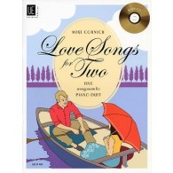 CORNICK M. LOVE SONGS FOR TWO PIANO DUETS