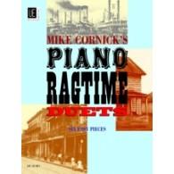 CORNICK M. PIANO RAGTIME DUETS