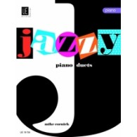 EASY JAZZY PIANO DUETS 1