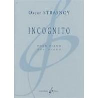 STRASNOY O. INCOGNITO PIANO